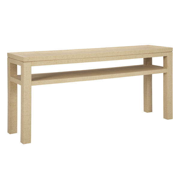 Malibu Wrapped Console 72 - All Tables