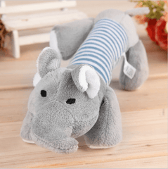 The Squeaky Elephant - Dog Chew Toy