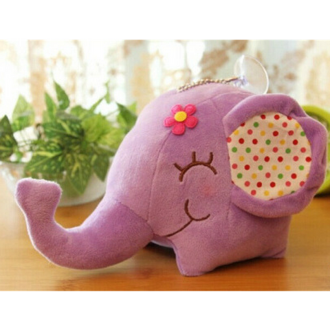 Cute Kawaii Ellie Plush Toy - 5 Colors
