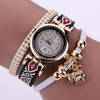 Image of Authentic Elephant Pendant Bracelet Watch
