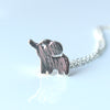 Image of Cute Lucky Elephant Necklace