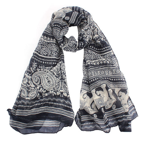 Beautiful Ellie Print Scarves