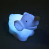 Image of Elephant LED Night Light - 7 Color Changing