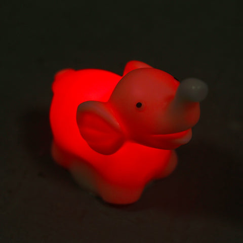 Elephant LED Night Light - 7 Color Changing