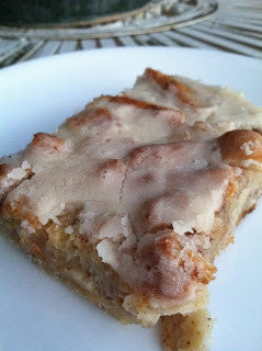 Great Harvest Bread Pudding