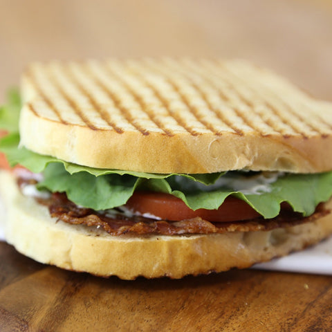 Avocado Bacon, Lettuce & Tomato Sandwich
