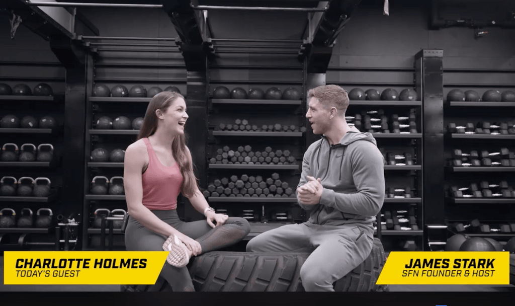The SFN Show // Episode 11 // Charlotte Holmes talks recovery