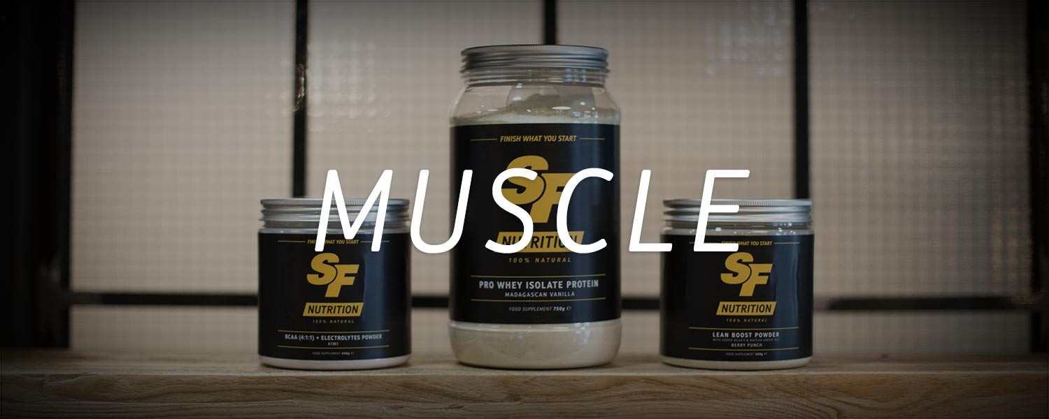 SF Nutrition Muscle Bundle