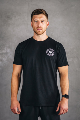SFN ORIGINAL COLLECTION // MEN'S HERO LOGO T-SHIRT