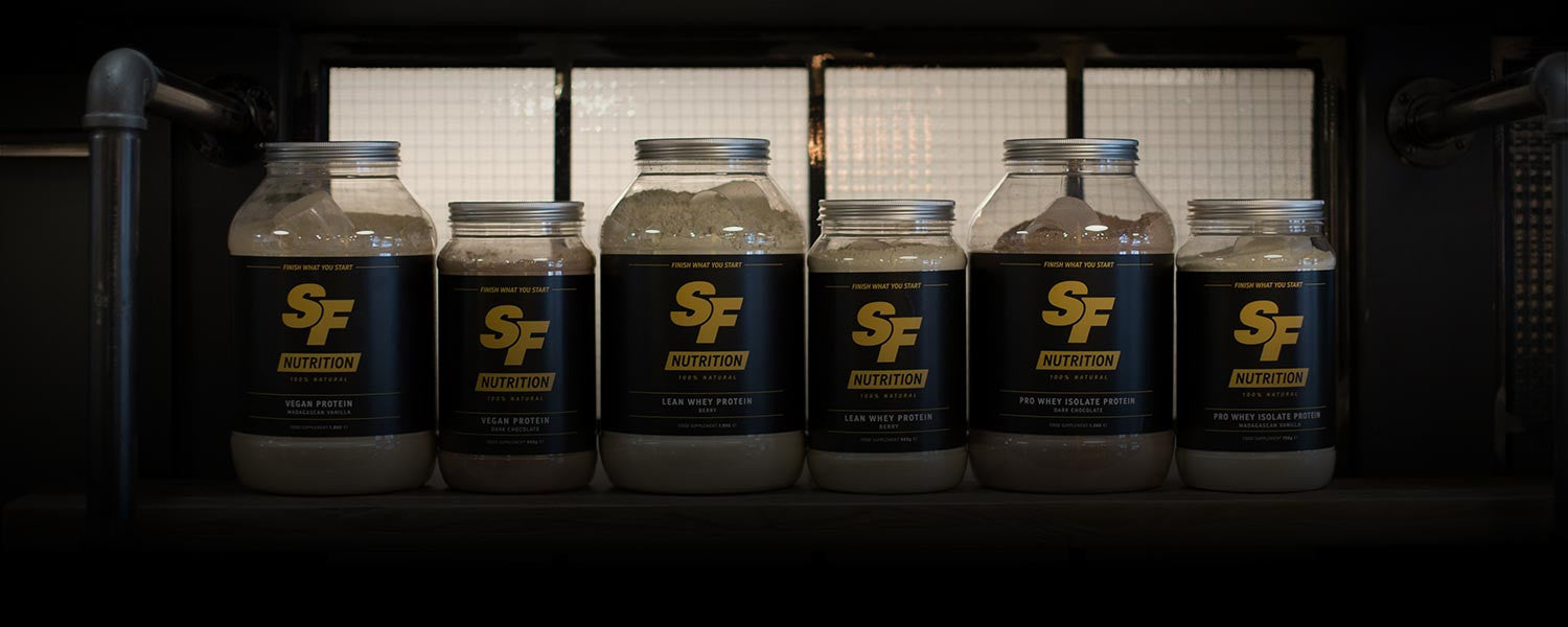 Pro Whey Isolate Protein