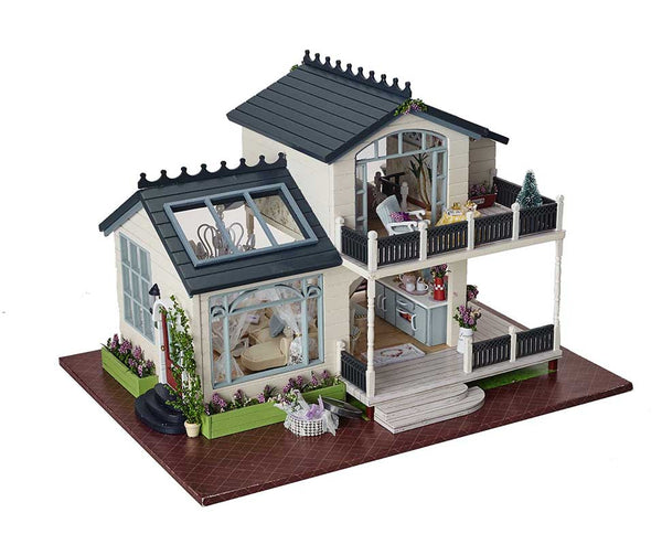 Provence - DIY Miniature House Kit