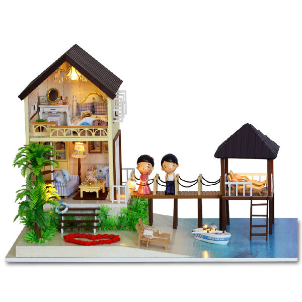 Maldives - DIY Miniature House Kit