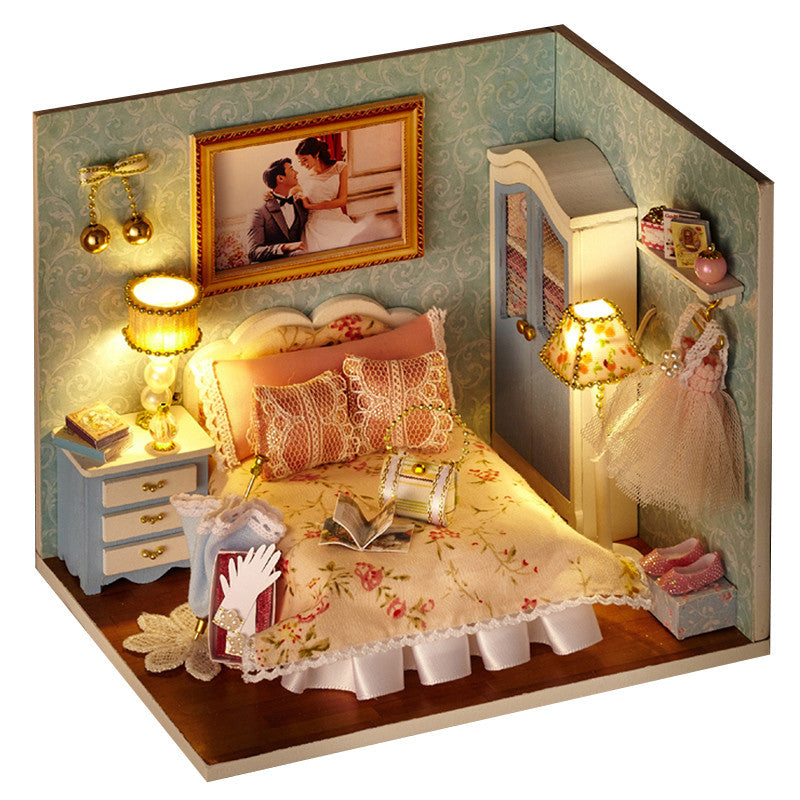 Happiness Series - Happy Moments - DIY Miniature House Kit