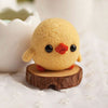 Cute wool felting egg chick- DIY Felting Kit
