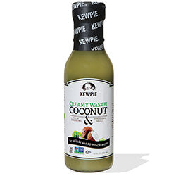 Creamy Wasabi Coconut Dressing, 12oz.