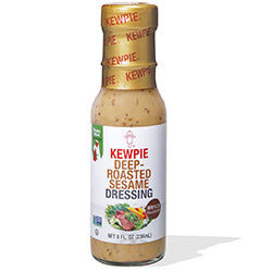 Kewpie Deep Roasted Sesame Dressing, 8oz.