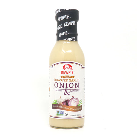 Kewpie Roasted Garlic Onion Dressing (12oz)