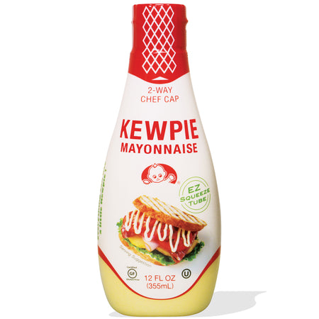 Kewpie Mayonnaise Squeeze Bottle 12oz