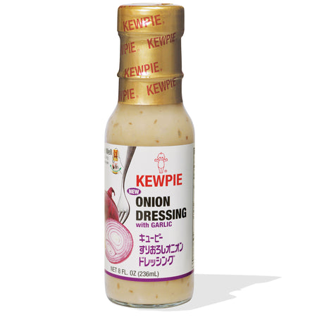 Kewpie Onion & Garlic Asian Salad Dressing 8oz (8344084177)