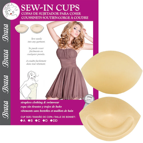 Braza Sew In Cups #2600