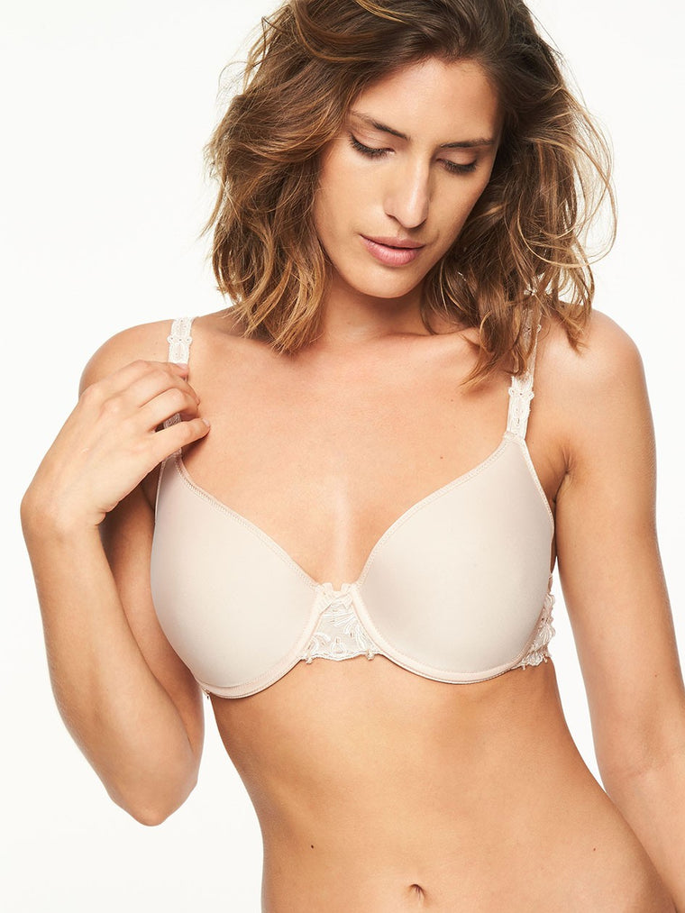 Chantelle Champs Elysees Smooth Custom Fit Underwire Bra #2606