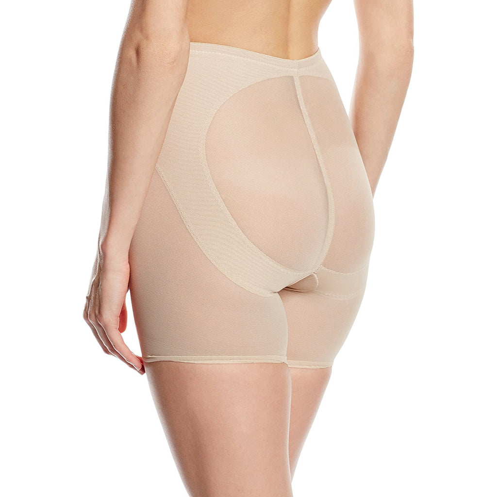 Miraclesuit Sexy Sheer Waistline Rear Lifting Boyshort #2776