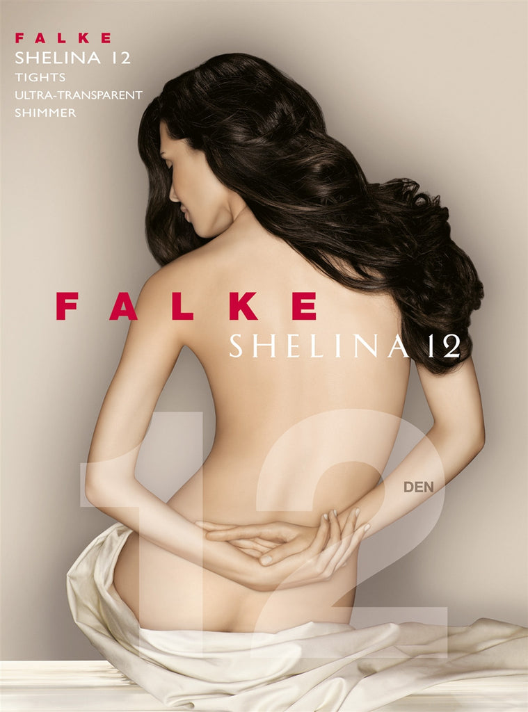 Falke Shelina 12 Ultra Transparent Shimmer Tights #40027