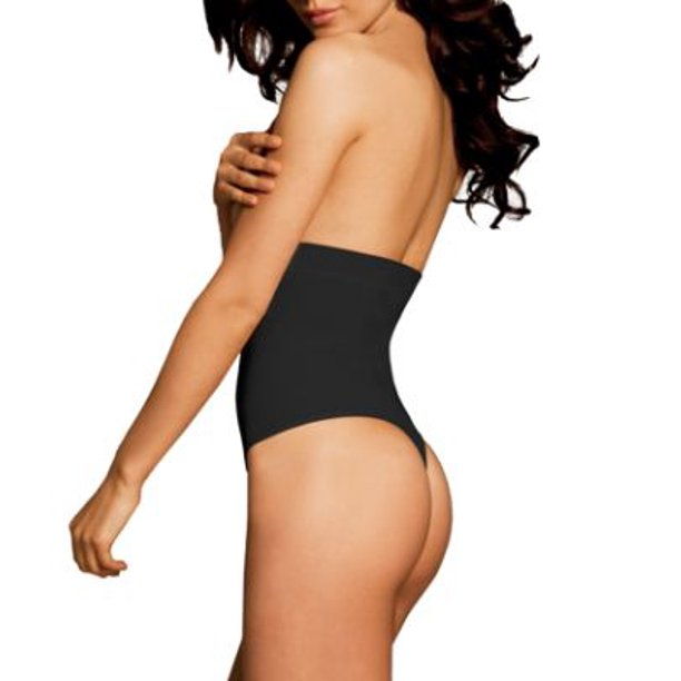 Body Wrap Seamless High Waist Thong