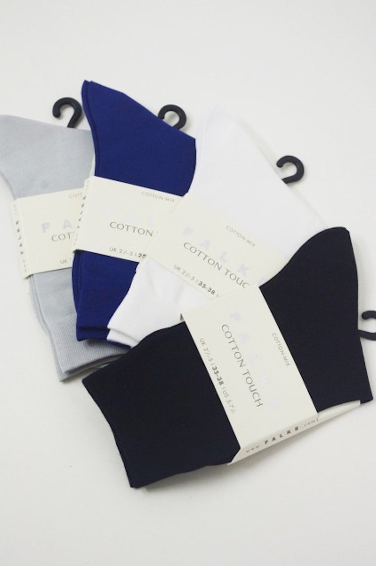 Falke Cotton Touch Ankle Socks #47673