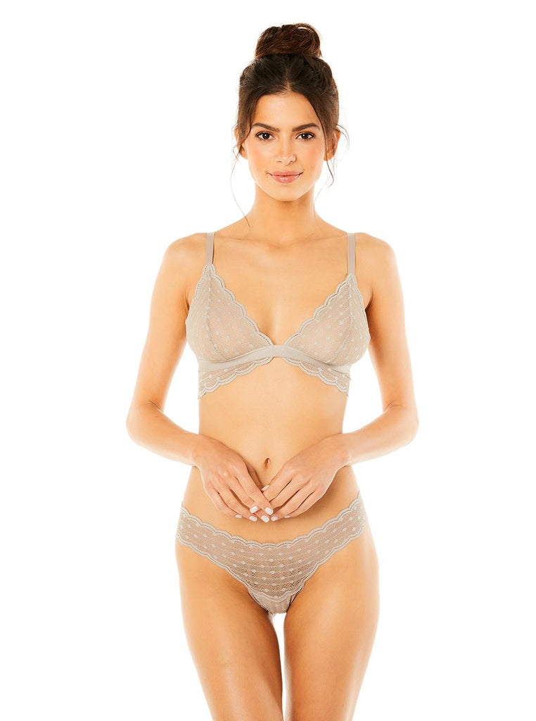 Cosabella Sweet Treats Triangle Bralette #TREAT13281