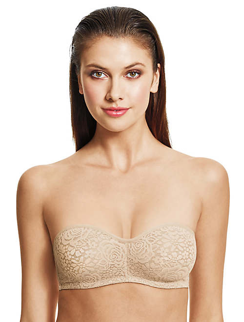 Wacoal Halo Lace Strapless Underwire #854205