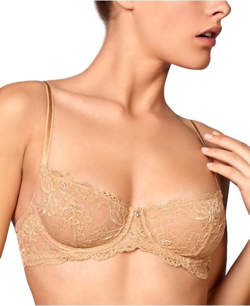 Montelle The Essentials Coquette Demi Underwire Bra #9012