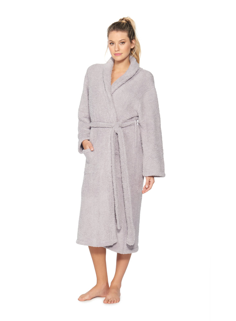 Barefoot Dreams Cozychic Adult Robe #B509
