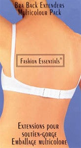 Fashion Essentials Bra Back Extenders
