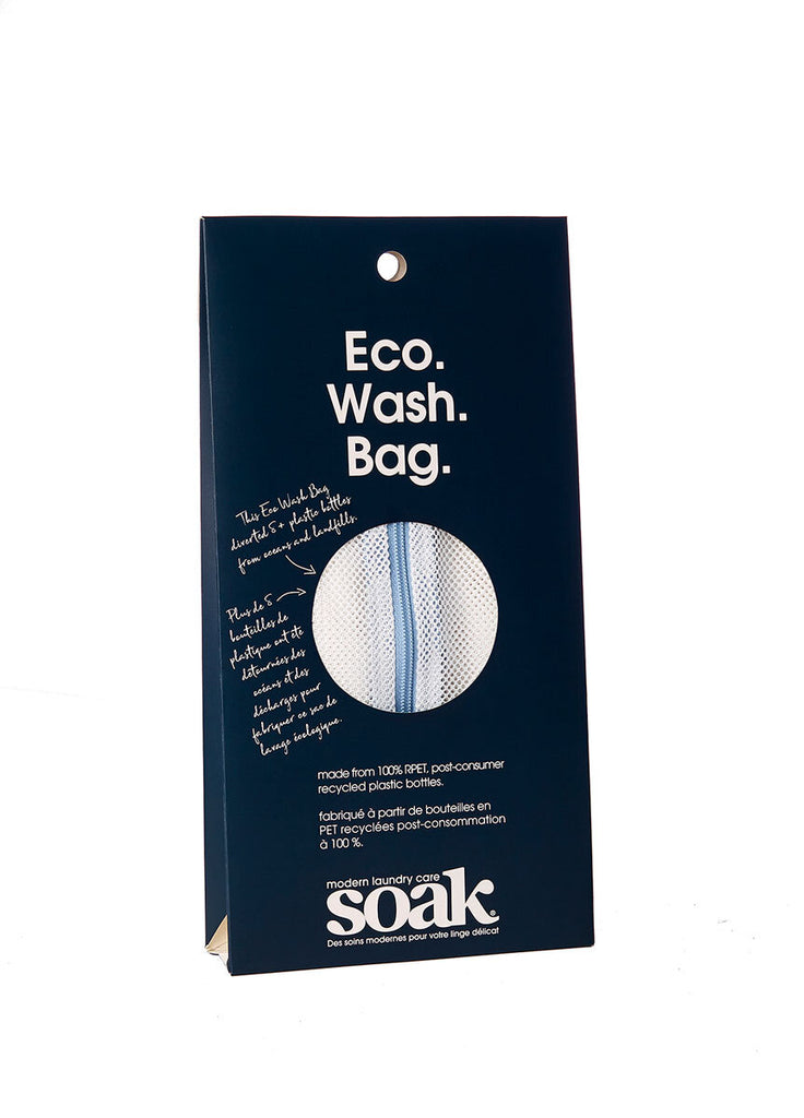 Soak Eco Wash Laundry Bag Generous Size