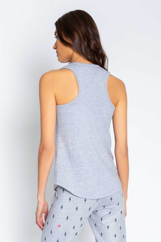 PJ Salvage Peachy Party Tank #RSPPT