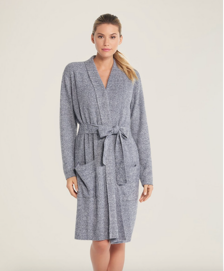 Barefoot Dreams CozyChic Lite Ribbed Robe #B950