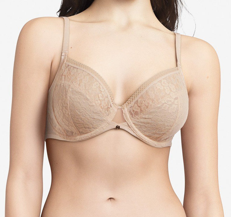 Chantelle Spirit 4 Part Plunge Underwire #11A2