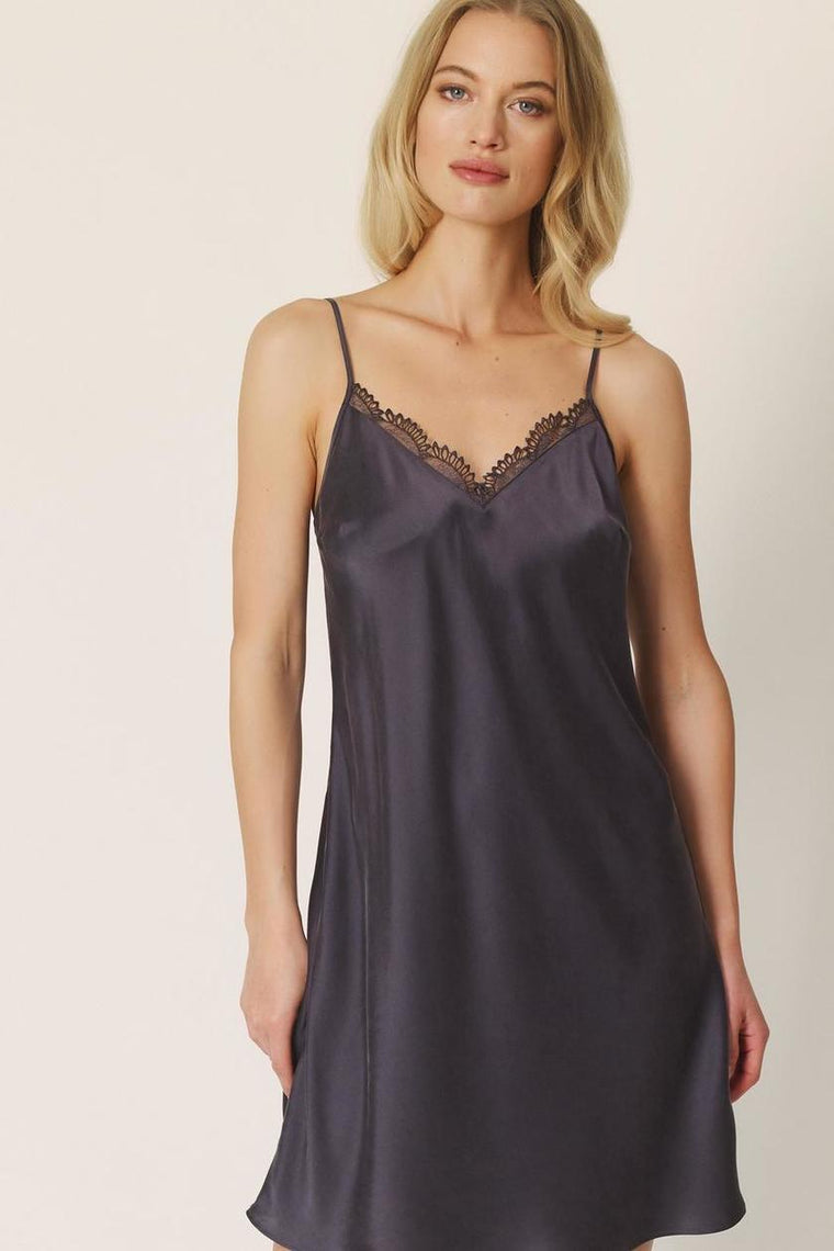 Marie Jo Agatha Washed Silk Nightgown #0802220