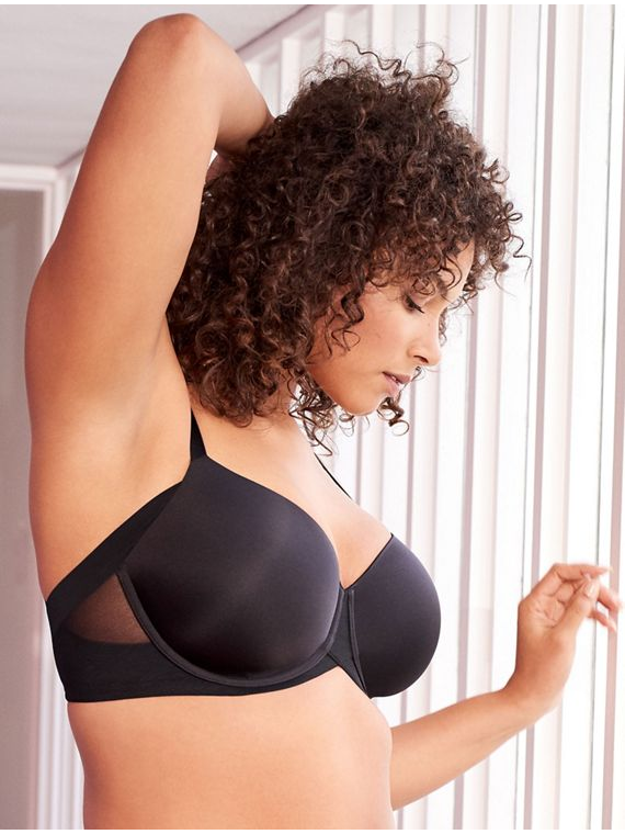 Wacoal Ultimate Side Smoother Seamless Underwire T-Shirt Bra #853281