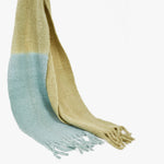 Teal Blue Scarf Shawl Accessories | Sandhi