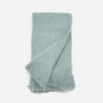 Beautiful Teal Throws and Blankets | Sandhi