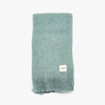 Fairtrade Organic Wool Blanket Plaids | Sandhi