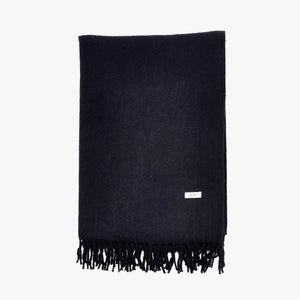 Black Scarves Fashion Scarf | Sandhi