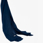 Royal Blue Scarf Ladies Long Scarves | Sandhi