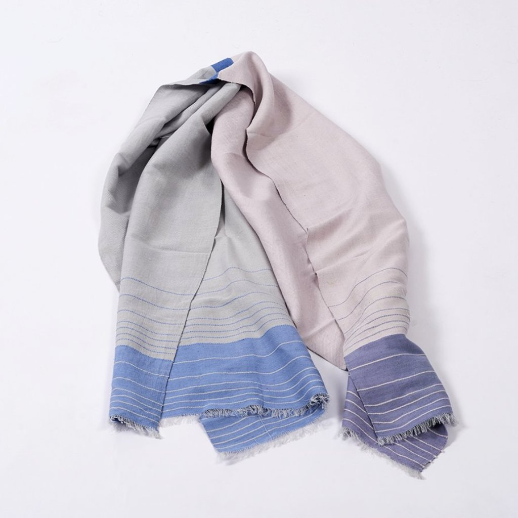 Reflection Scarf - Lilac