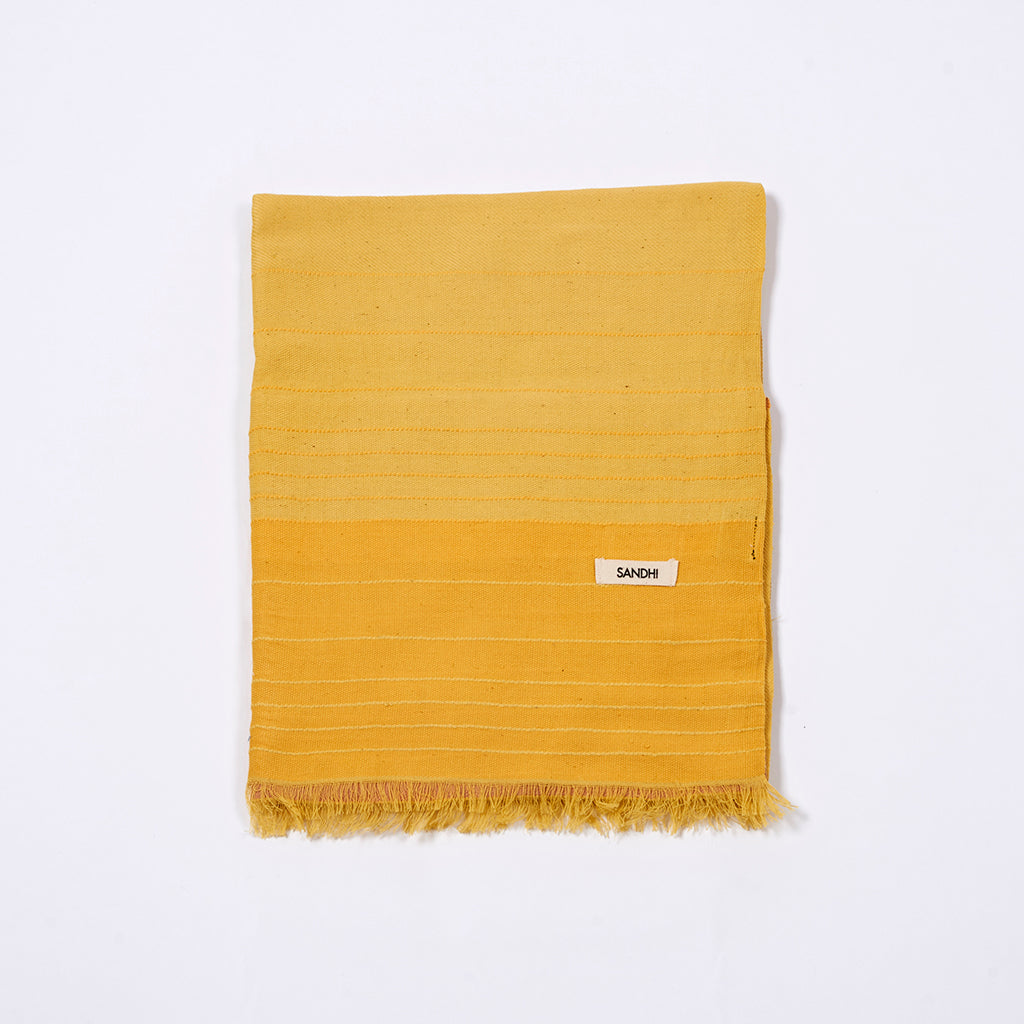 Reflection Scarf - Sunny