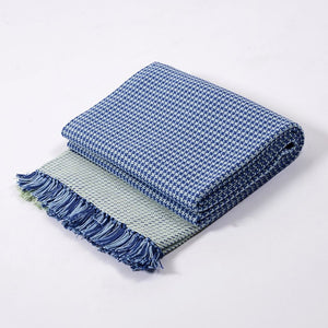 Houndstooth Blanket - Bel Air