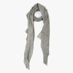Light Grey Cashmere scarf men women | Sandhi