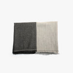Black cashmere scarfs wrap for men women | Sandhi